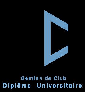 Logo diplôme gestion de club