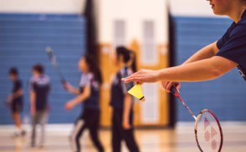 Photographie badminton