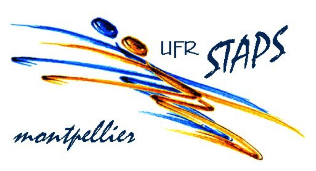 Logo UFR Staps montpellier
