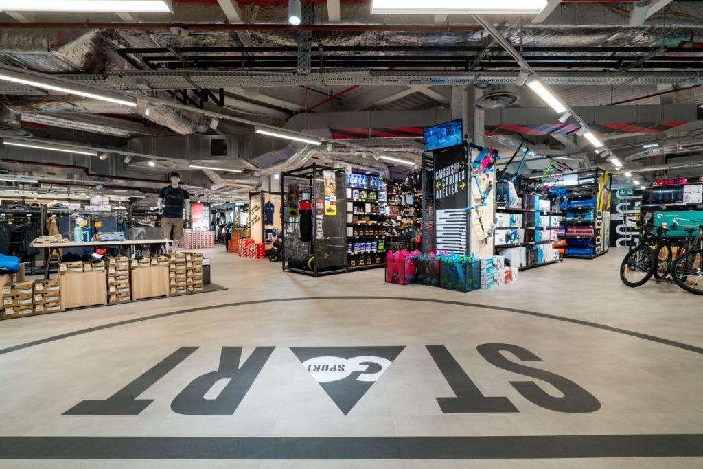 Magasin Go sport
