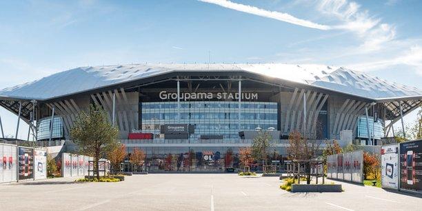 Photographie Groupama Stadium
