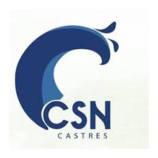 Logo castres sport nautique